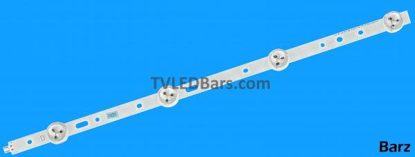 Original Backlight LED Bar D Type LTA400HM23 SVS400A73_D-type_4LED SVS400A79_D-type_4LED 1pc BZ445012
