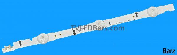 Original Backlight LED Bar Samsung BN96-30450A 40 D4GE_400DCB-R2 2014SVS40 _3228_R03 UE40HUE40J 1pc BZ223408