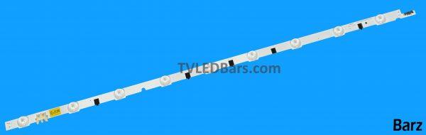 Original LED Bar Samsung 50 BN96-25310A D2GE-500SCA-R3 2013SVS50F L UE50F 1pc BZ223215