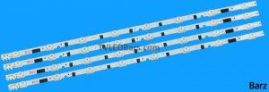 Original LED Backlight Array Samsung BN96-25298A 28 D2GE-280SC0-R3 4pcs