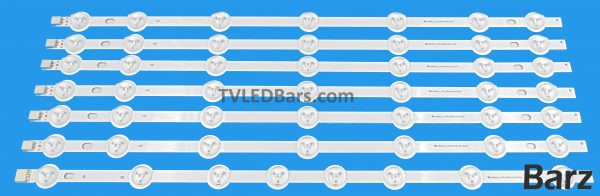 50DLED A type strip 1x 50DLED B type strip Screen Type(s):  VES500UNDL-3D-N02 VES500UNDL-2D-N02 VES500UNDL-2D-N03 VES500UNDA-3D-N02 VES500UNDA-2D-N02 VES500UNDA-2D-N03 Compatible Models: Luxor LUX0150004/01 Hitachi 50HYT62U Panasonic TX-50A300 Techwood 50AO2B 50AO2SB JVC LT-50C750 LT-50C740 (A) (B) Bush DLED50265FHD DLED50272FHDCNTD Digihome DLED50FHD 50278FHDDLEDCNTD Finlux 50FLHK274SC Intempo 50FHD1080P JMB JT0150001/01 Linsar 50LED625 Polaroid P50D300SD 3-50-LED-14 P50LED14