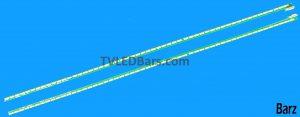 (Used) Original Backlight LED Bars LG LC420EUH (PF) (P1) 42 V13 ART TV L+R Edge 6920L-0001C 6922L-0072A 42LA 2pcs BZ812819