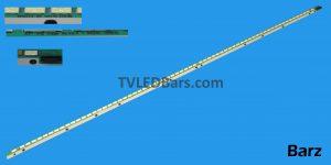 "47 V13 Edge REV0.4 1 6920L-0001C 6916L1009B 66LED Compatible part number(s): 6916L1009B 47"" V13 EDGE Rev0.4 Heatsink Part number (not included) - 6922L-0043A 6922L-0065A Screen Type(s): LC470EUD-SFM2LC470EUN-SFM3LC470EUN-SFM4 LC470EUN-SFF1 LC470EUN-SFF2 LC470EUN-SFF3 LC470EUN-SFF4 (SE) (F1) (M1) (M2) (M3) (M4) (SF) (F1) (F2) (F3) (F4) Compatible Models: Qantec QT4705LED Toshiba TI47043DB LG 47LA640V-ZA 47LA641V-ZA 47LA6400 47LA640S 47LA641S"