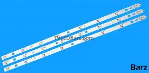 Replacement Full LED Backlight Array Sony 32 LC320DXJ (SF) (A9) 32INCH WXGA NDSOEM WA WB Type KDL-32R 3pcs BZ557506