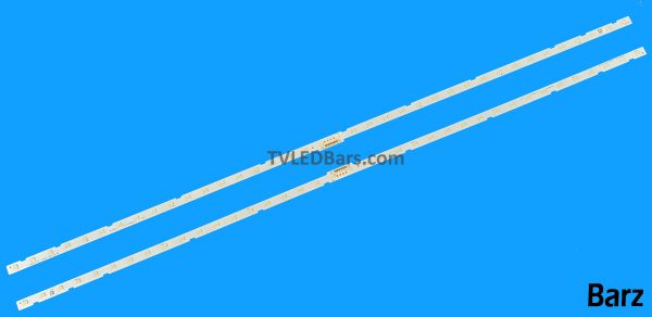 Original Full LED Backlight Array Samsung 49″ BN96-45953B BN96-45953A JL.E490K2330-408BS-R7P-M-HF BN61-15483A UE49NURU 2pcs BZ823826