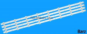 Original Full LED Backlight Array Sony 32 S320DB3-1 SVG320AE1_REV4_130107 KDL-32R 4pcs BZ557513