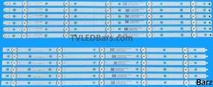 6pcs LB55073 V0 210BZ05DL 6pcs LB55073 V1 210BZ05DR Screen Type(s): TPT550U1-QVN05.U TPT550U2-D072.L TPT550U2-EQYSKM.G TPT550U2-EQYM6.G TPT550U2-EQY5KM.G TPT550J1-QUBN0.K Compatible Models: Philips 55PUS6703/12 55PUS6503/12 55PUS7303/12 55PUS7503/12 55PUS7503/62 55PUS5672/05 55PUS6412/12 55PUS6162/12 55PUS6753/12 55PUS6262/05 55PUS6272/05 55PUS7304/12 55PUS7504/12