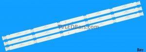 Barz LED Backlight Array Sony KDL-40WD653 40 NS6S400DND01 NS6S400DND02 SAMSUNG_2015SONY_TPZ40_FCOM_A06 3pcs